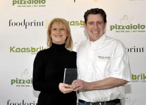 élu meilleur pizzaiolo 2014 du Brabant Wallon.